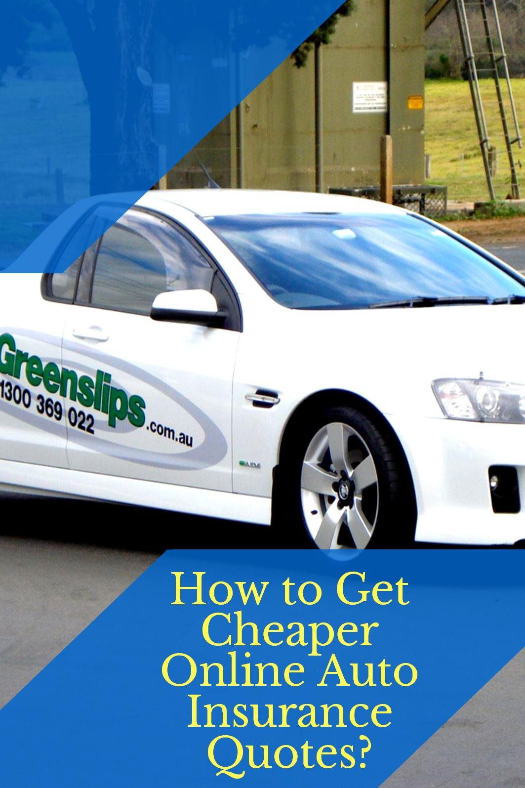 Online Auto Insurance Quotes >> Calameo How To Get Cheaper Online Auto Insurance Quotes