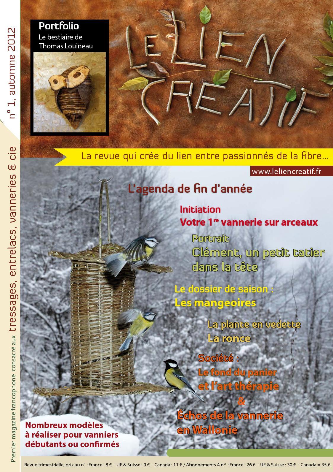 e6209c6c12 Calaméo - Le Lien Creatif 1