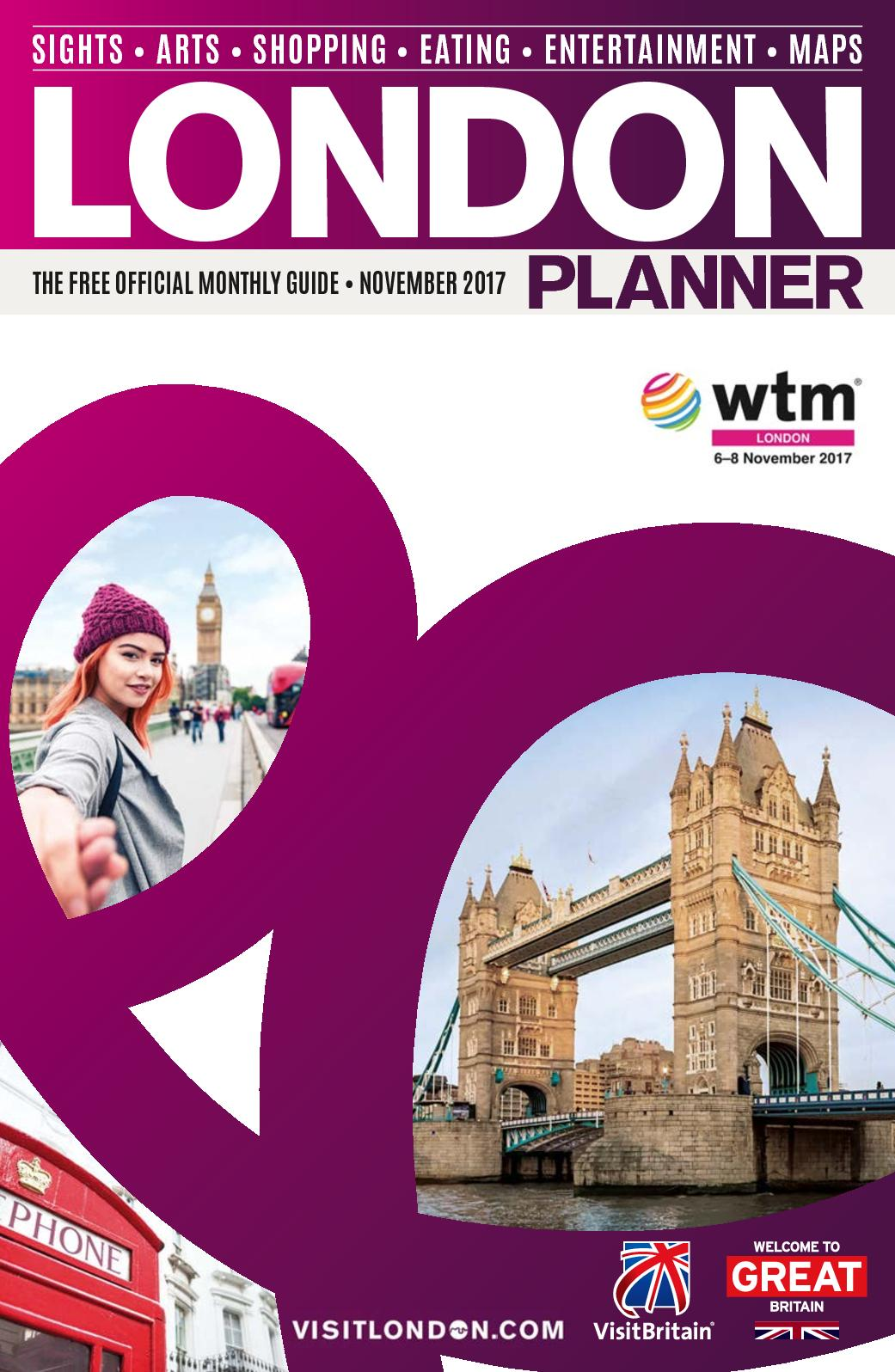 7a3a0992bef Calaméo - LONDON PLANNER NOVEMBER 2017 WTM EDITION