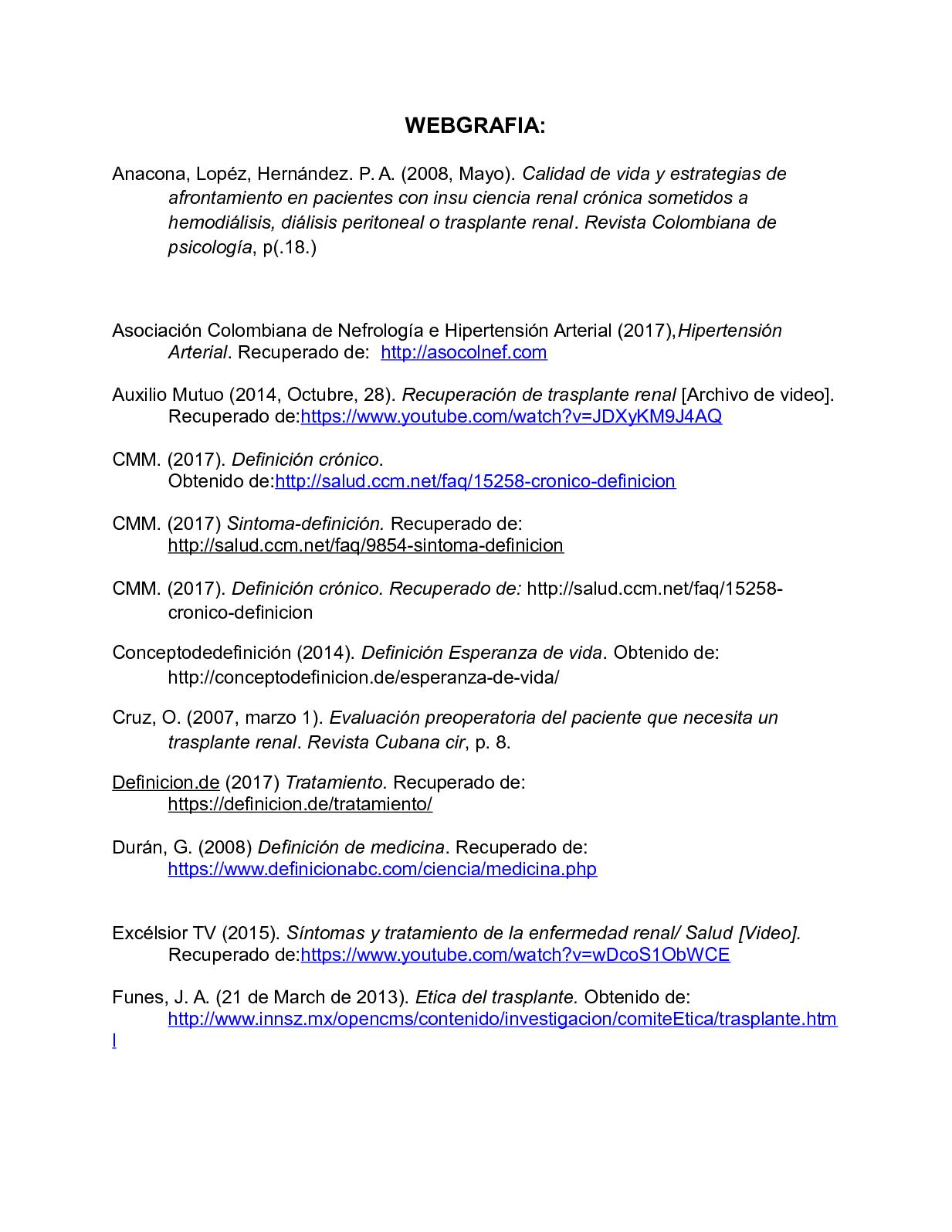Revistas de hipertensión arterial de nefrología