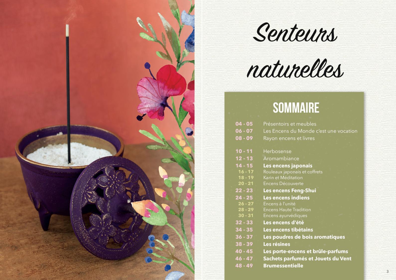Catalogue Aromandise Senteurs 2017 Calameo Downloader