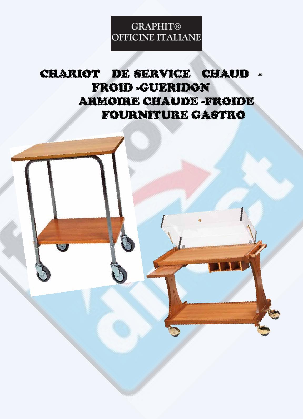 Calameo J Chariot Et Fourniture Gastro