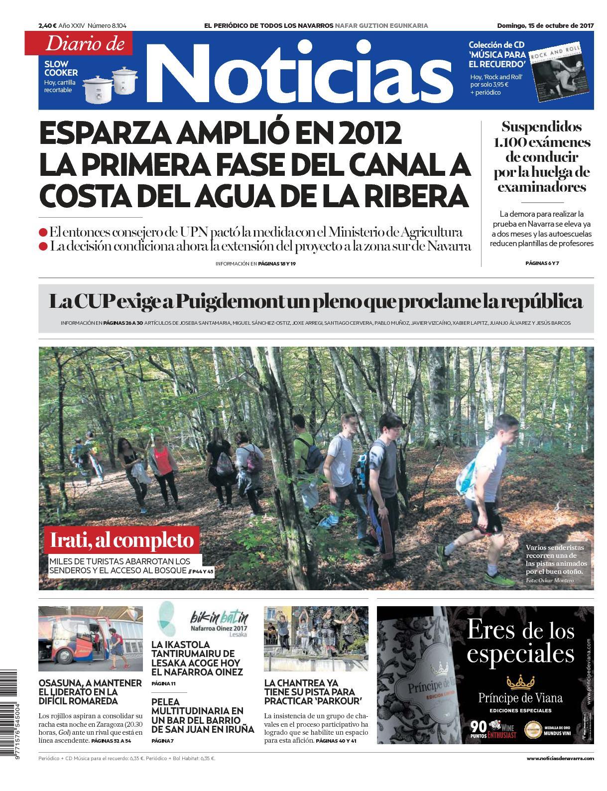 Calameo Diario De Noticias 20171015