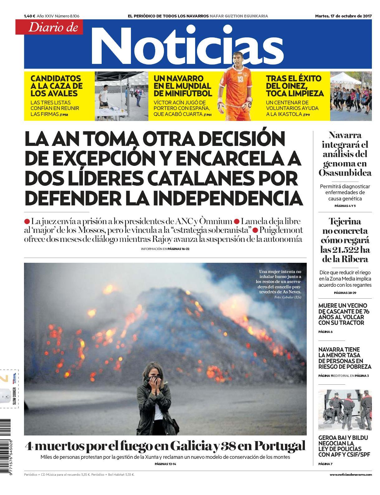 Calaméo Diario De Noticias 20171017