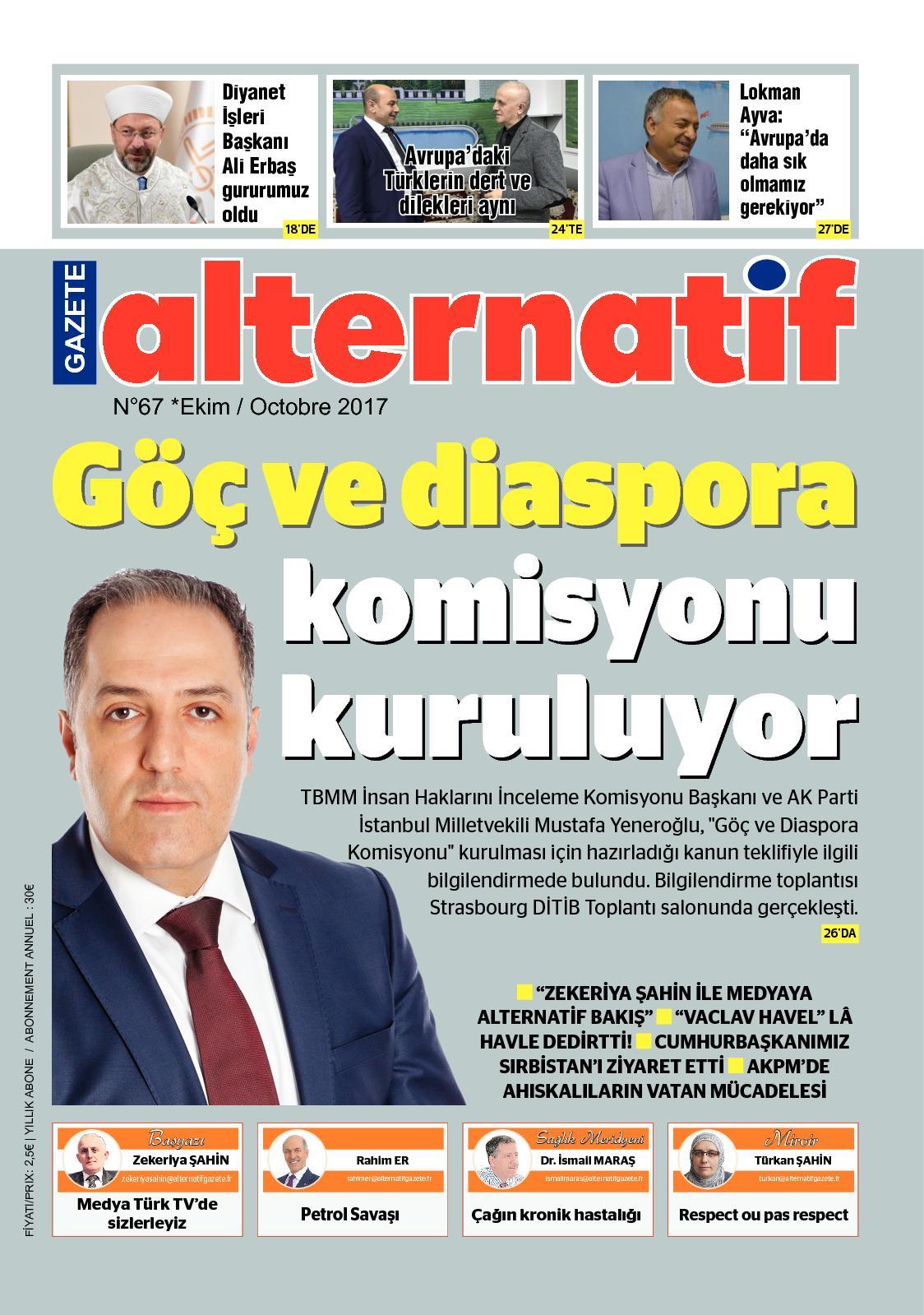 Bakan Ala: Ahıska Türklerini de vatandaşlığa alacağız 75