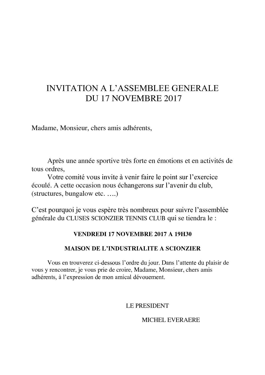 Calameo Invitation Ag 2017