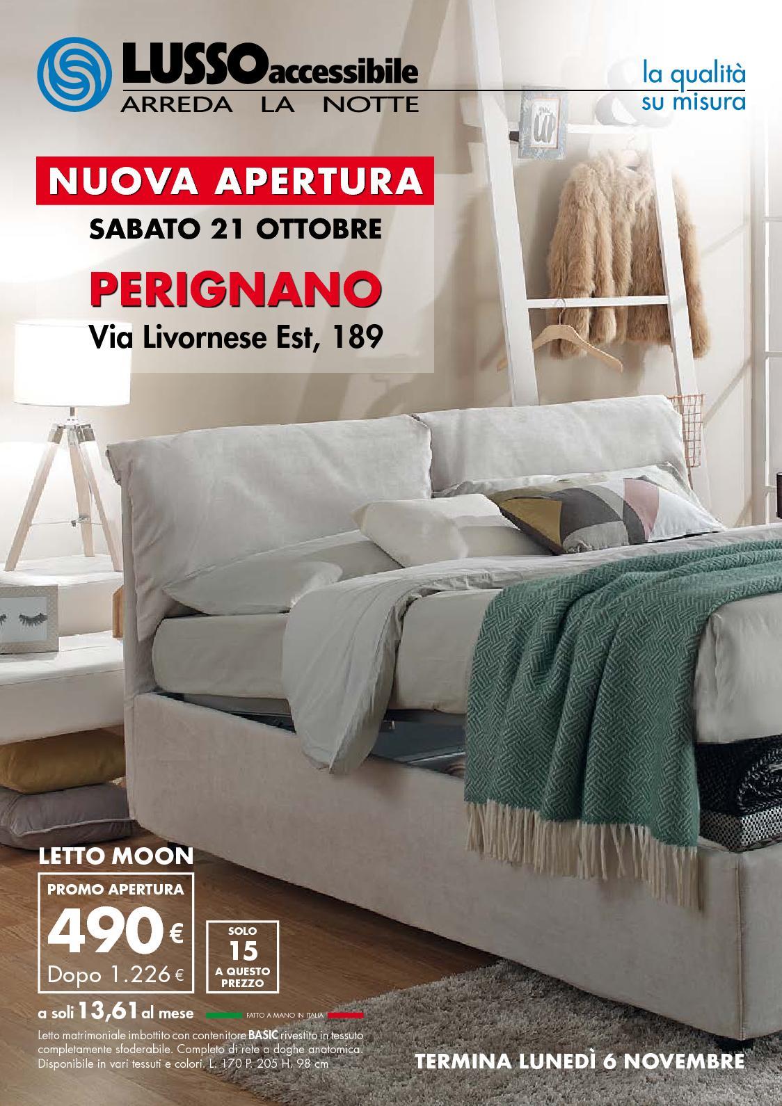 Promo Italia Materassi Prezzi.Calameo Tb A4 16p Perignano Web