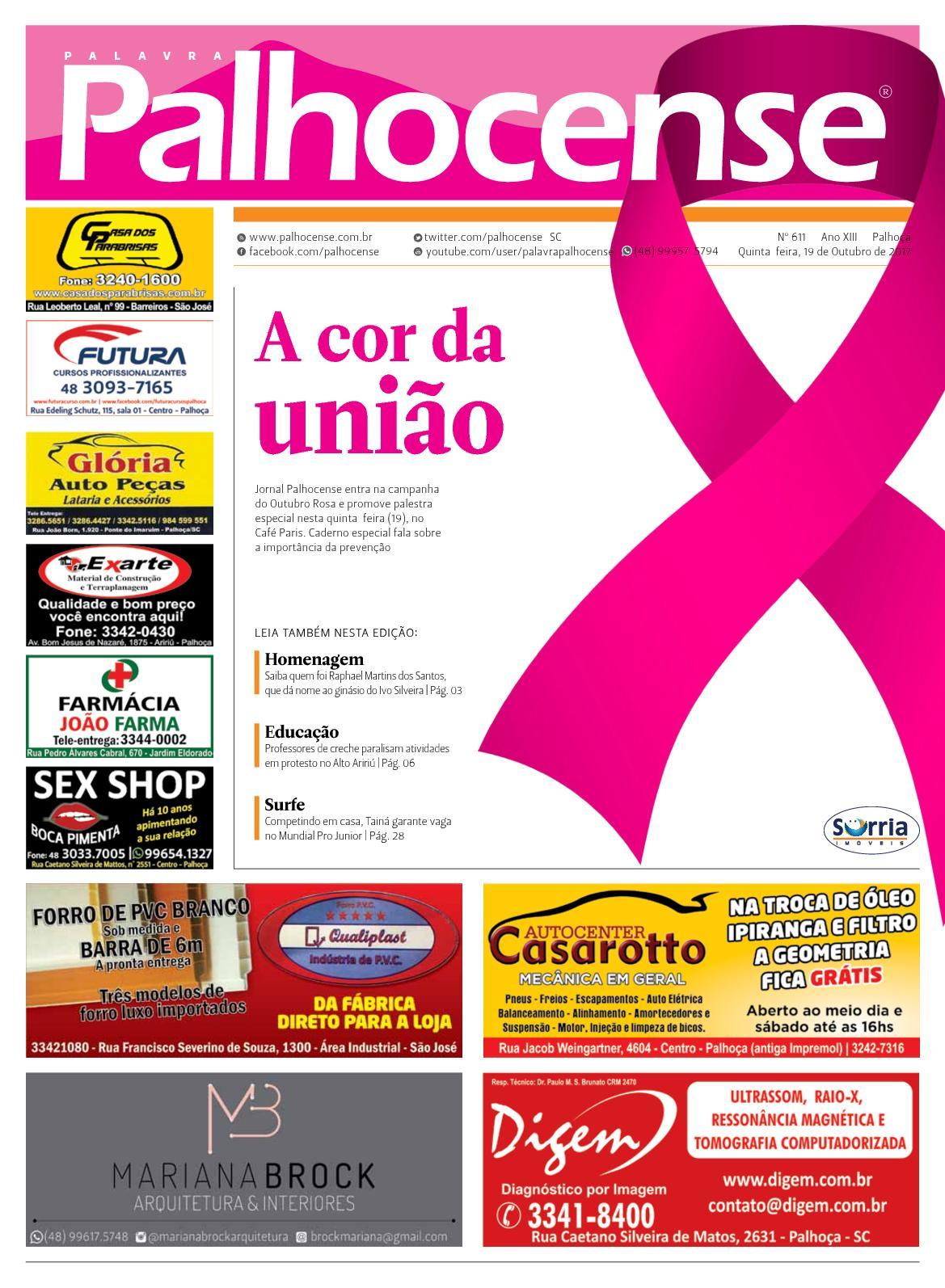 Calaméo - JORNAL PALAVRA PALHOCENSE - EDIÇÃO 611 e5d514af2136f