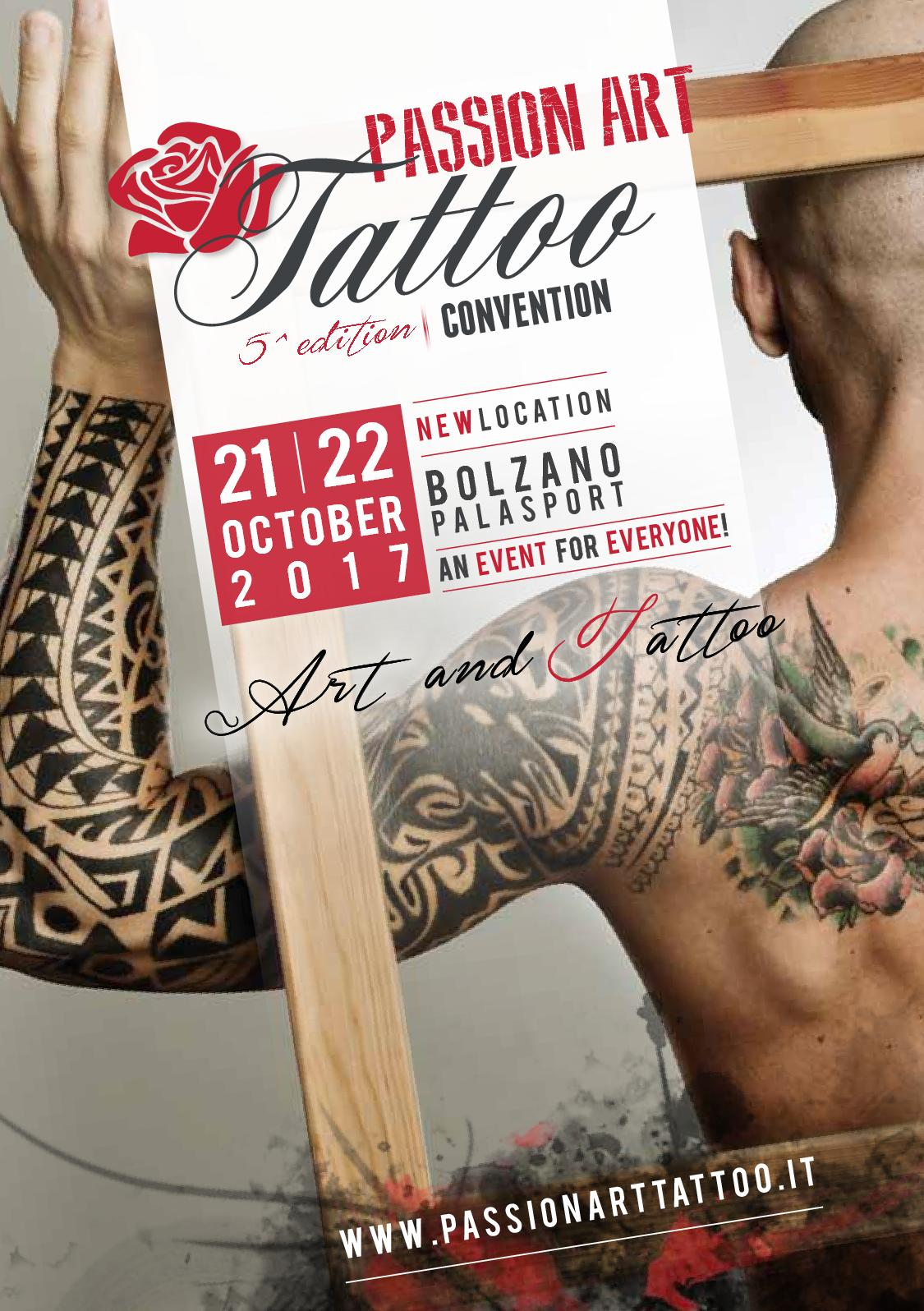 Catalogo Tattoo 2017 catalogo passion art tattoo bz 2017 - calameo downloader
