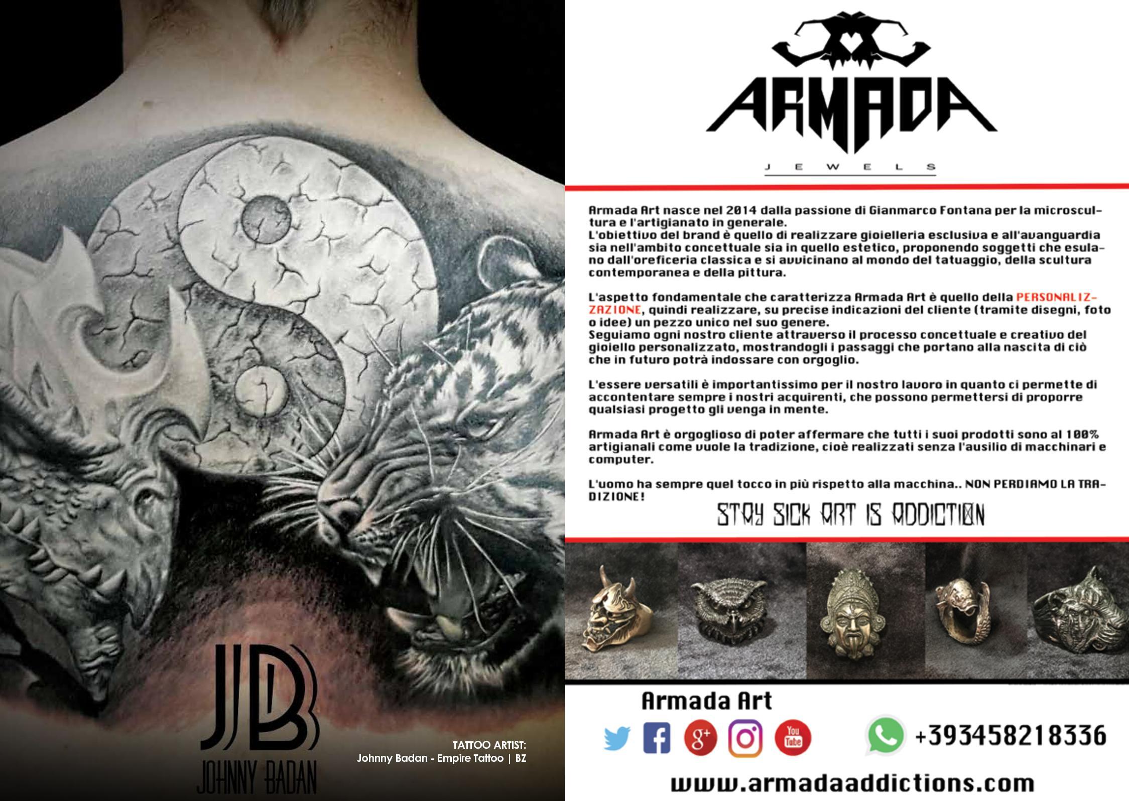 Catalogo Tattoo 2017 biella e pistone tattoo – ardusat
