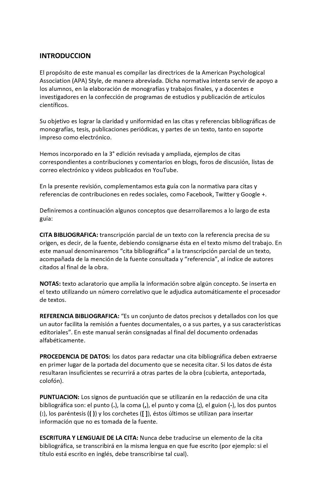 Citas Bibliograficas Apa 2015 Calameo Downloader