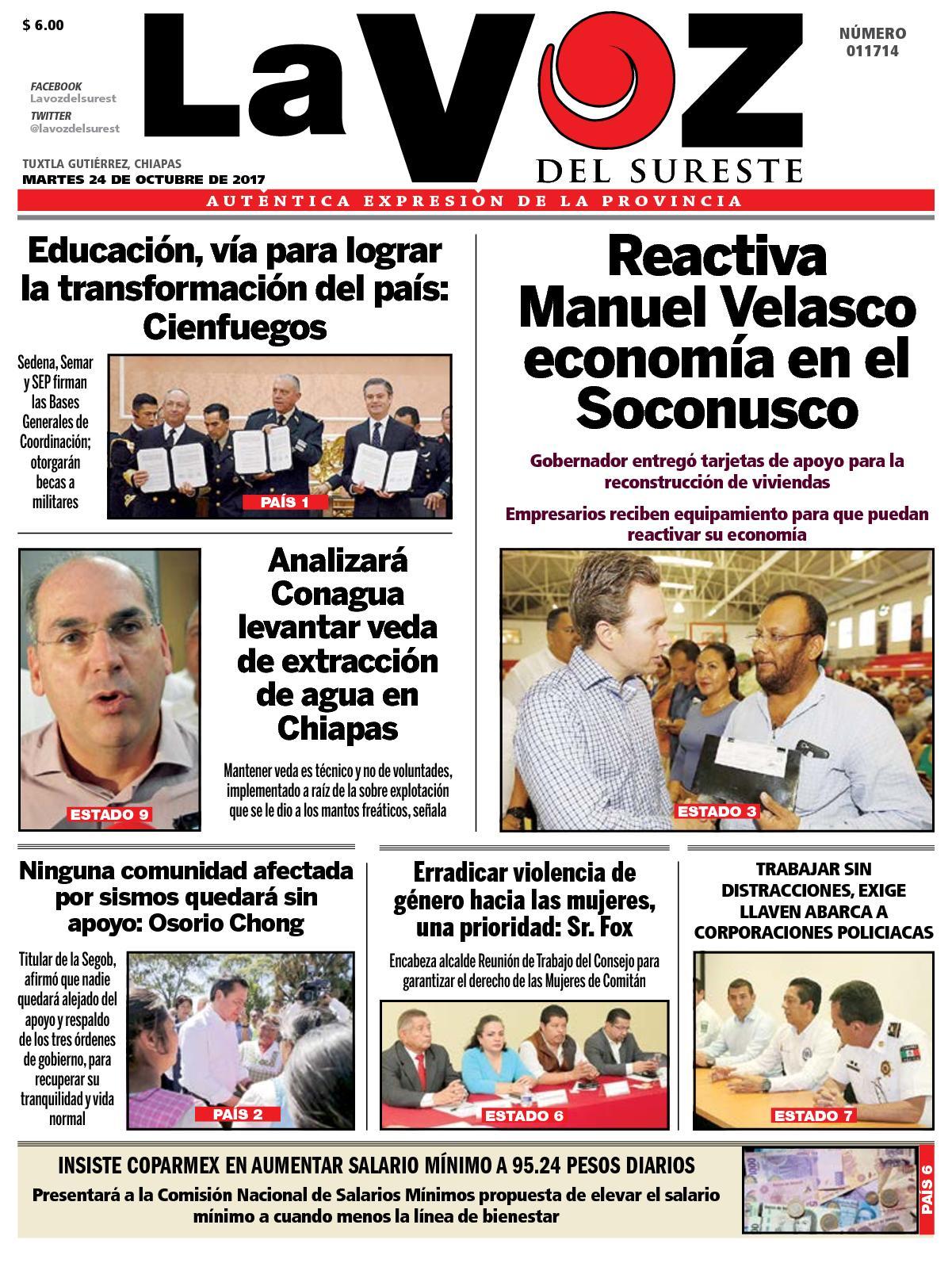 Amaranta Ruiz Culo calam�o - diario la voz del sureste