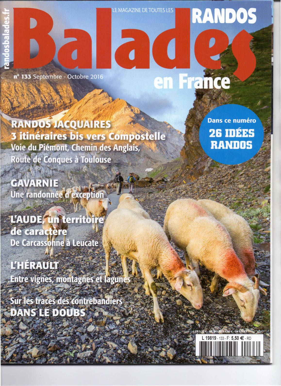 Calameo Magazine Balades Randos En France Sur Les Traces De Joe Bousquet A La Palme