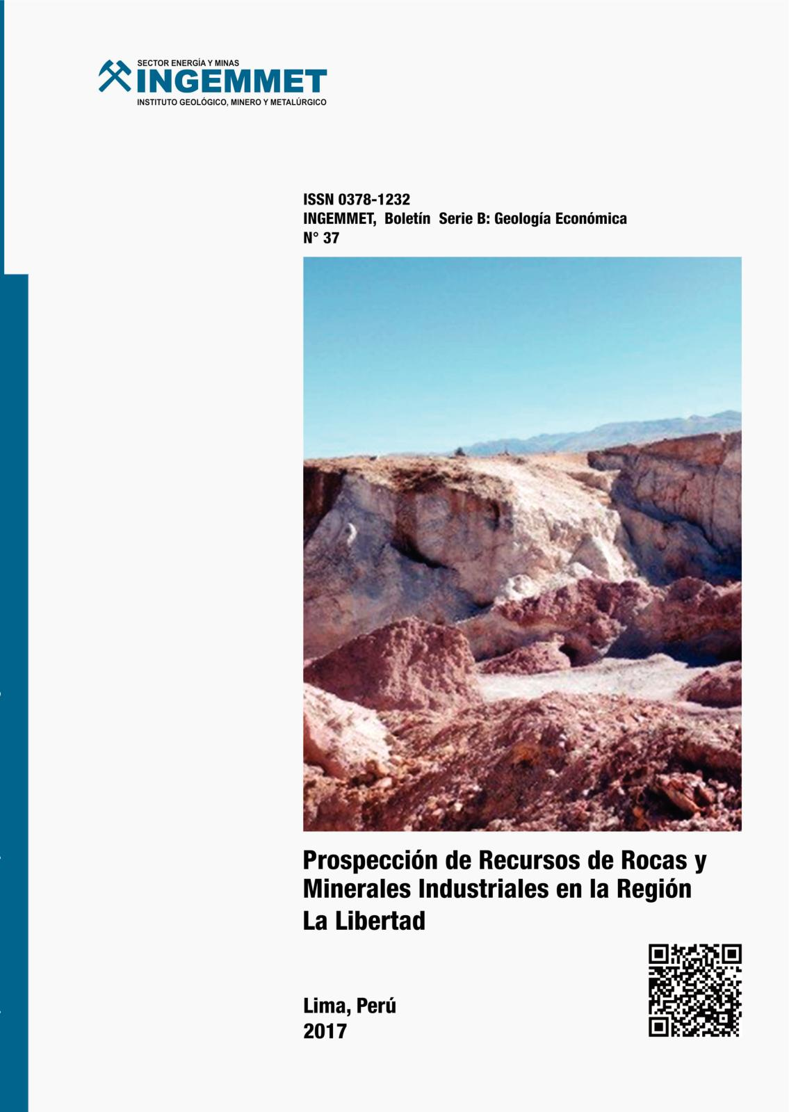 Calaméo Boletín 37 Prospección De Recursos De Rocas Y