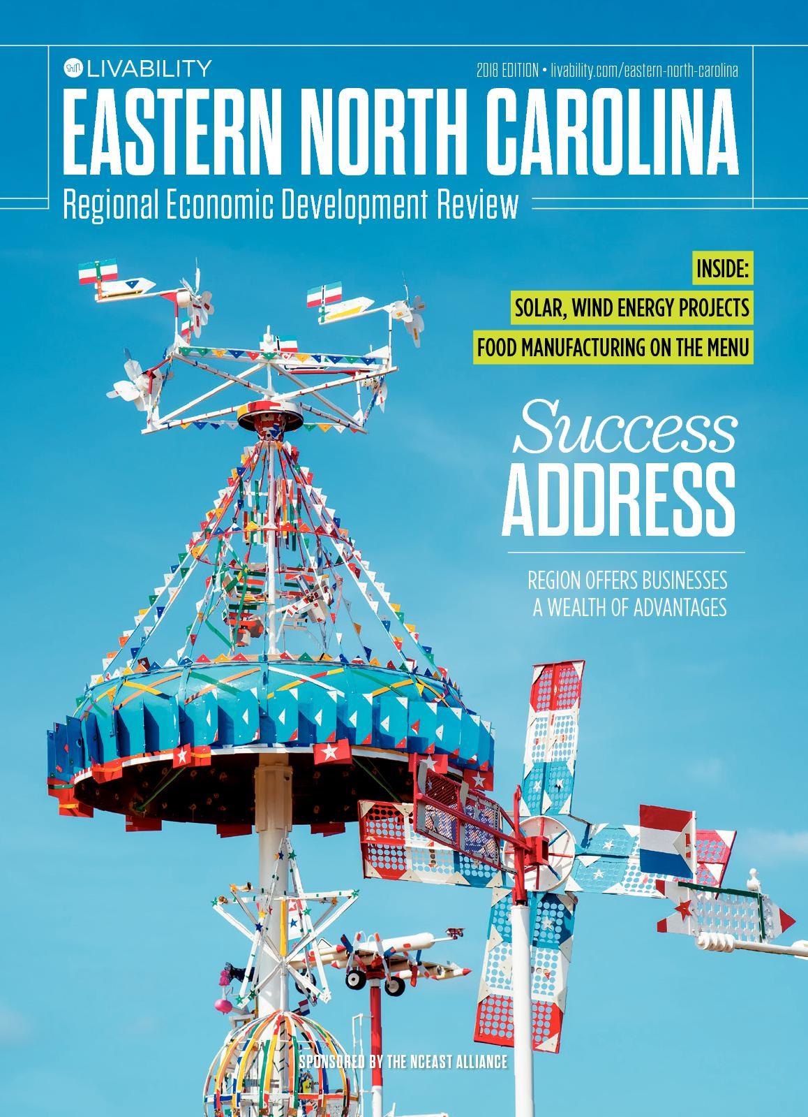 Calaméo - Eastern North Carolina Regional Economic