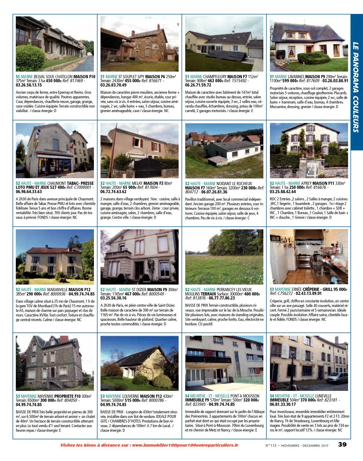 L'immobilier 100% entre particuliers - Appelimmo-n°113- Novembre