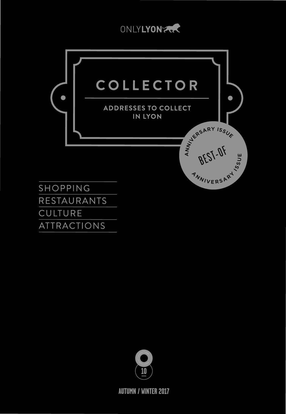 Imprimerie De L Ouest Parisien calaméo - collector lyon - 10 - autumn / winter 2017