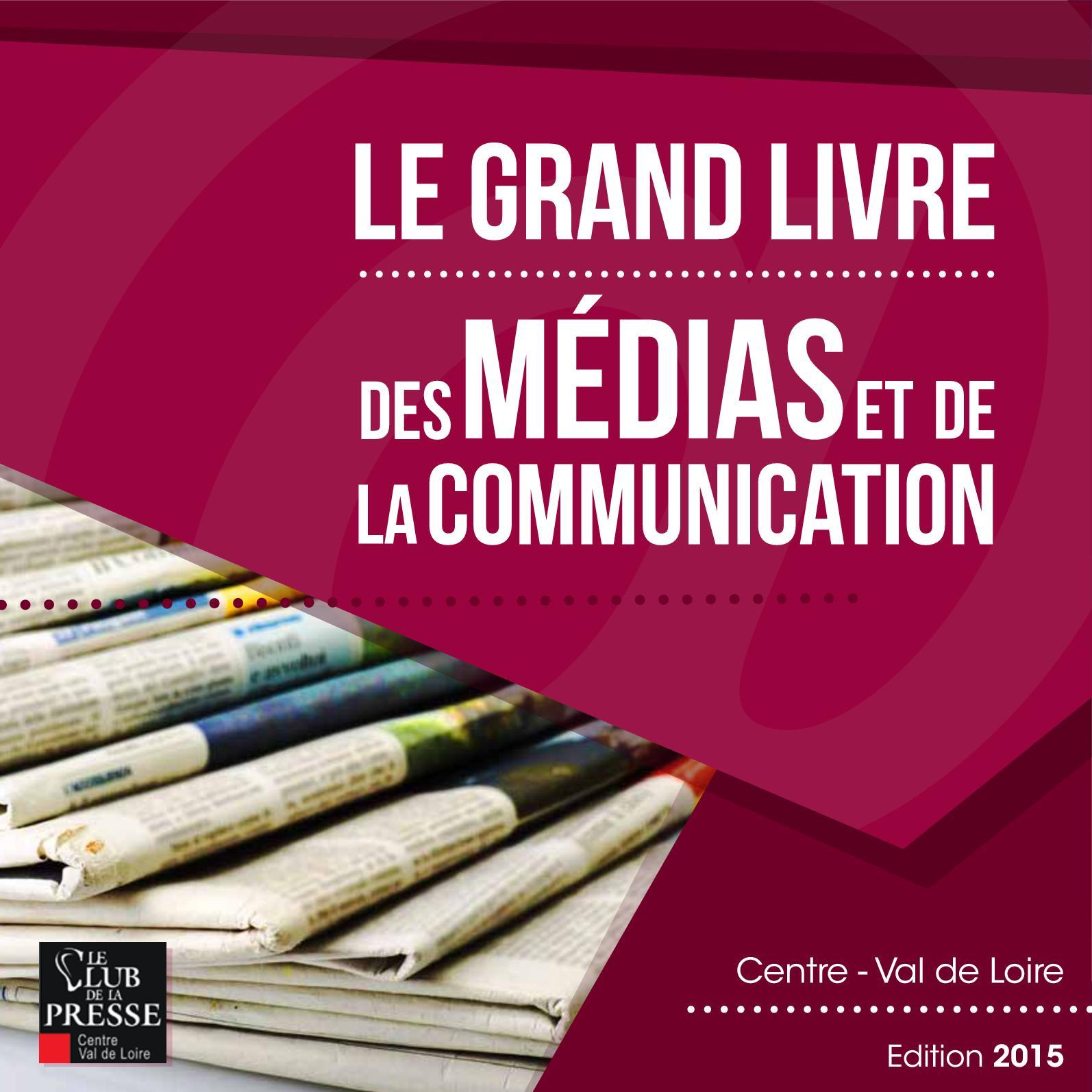 Calaméo Et La Communication 2015 Grand Des Médias Livre De W2IHE9DY