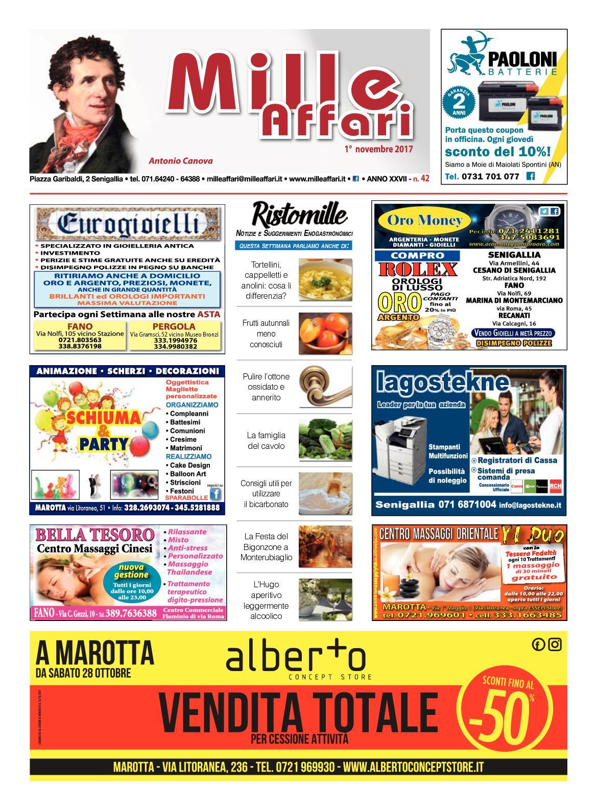 Calaméo - Milleaffari N°42 Del 01.11.17 74c45c87a11