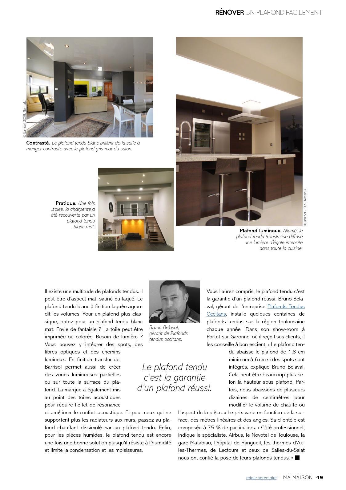 2B Auto Fonsorbes ma maison magazine gratuit numero 6 - calameo downloader