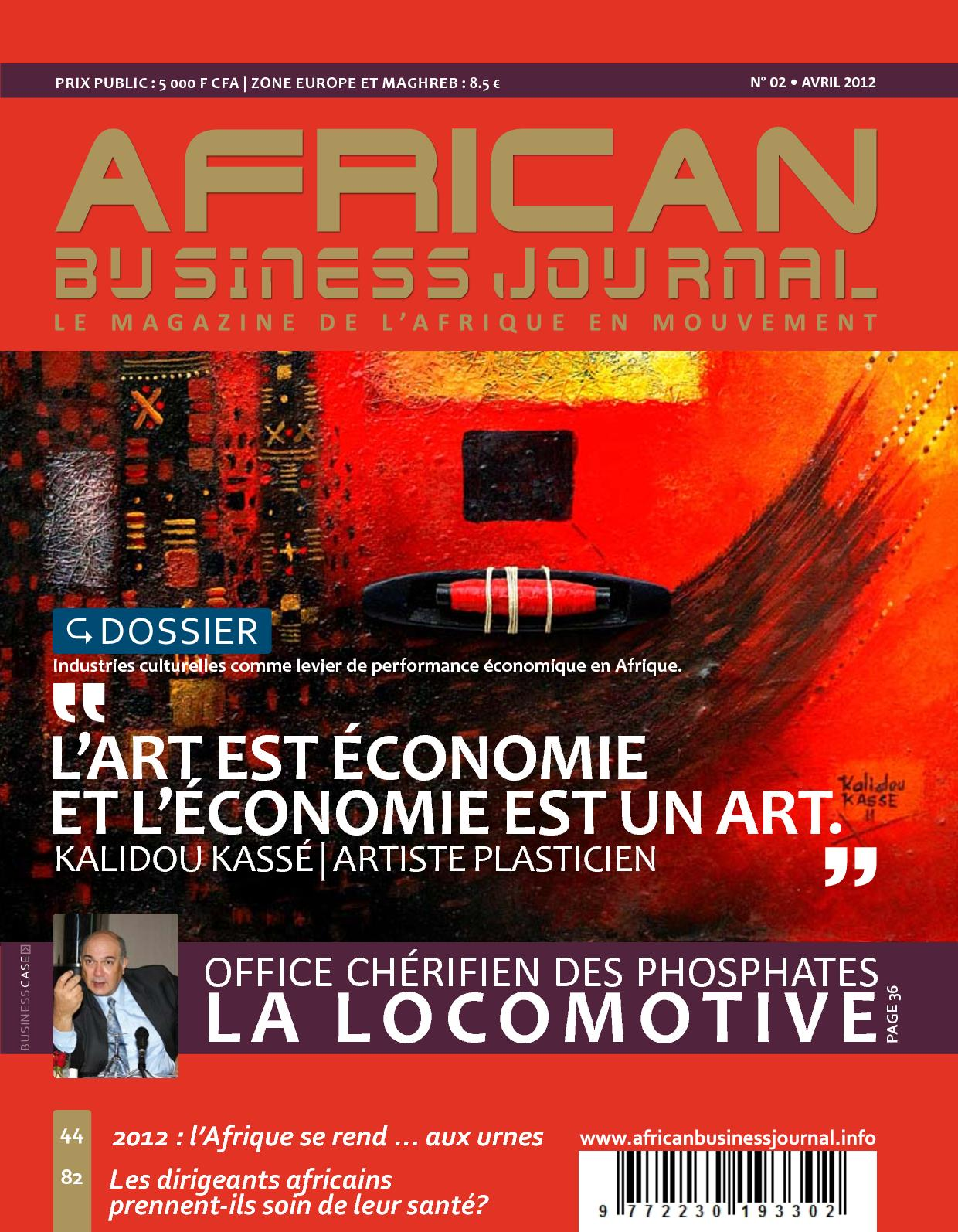 f6bfcb737a4006 Calaméo - African Business Journal N°02