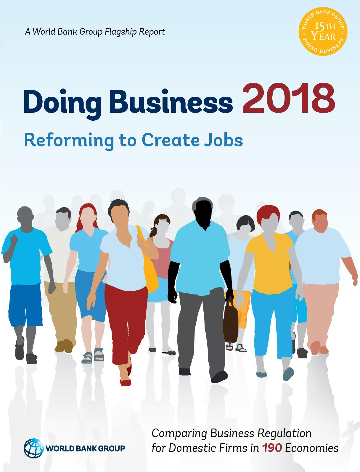 Calaméo - Doing Business 2018: Reforming to Create Jobs