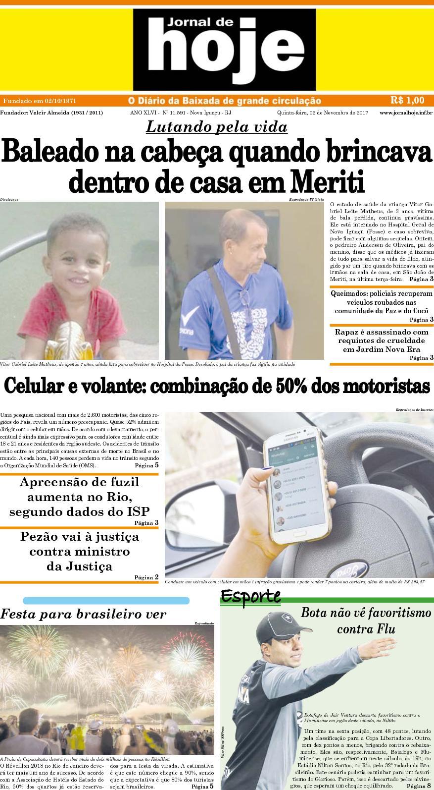 b74727cc78 Calaméo - Jornal De Hoje 021117