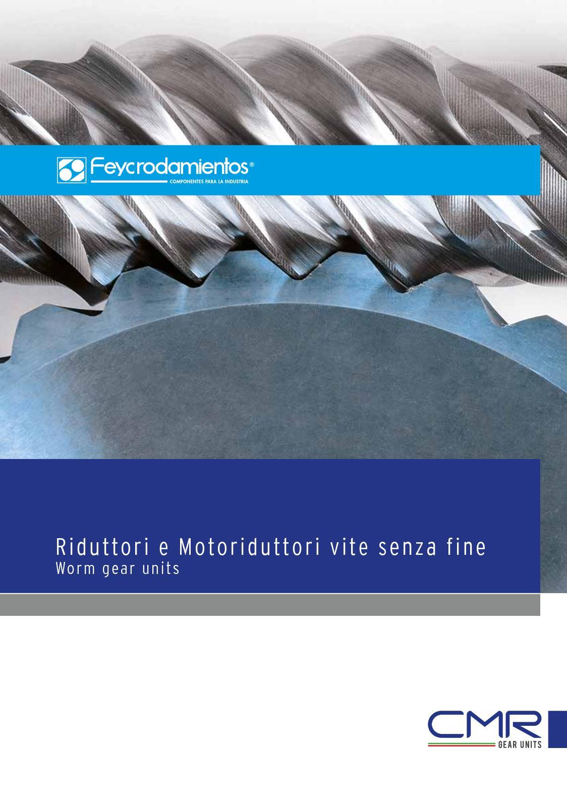 d0bec138ff82 Calaméo - Riduttori & Motoriduttori