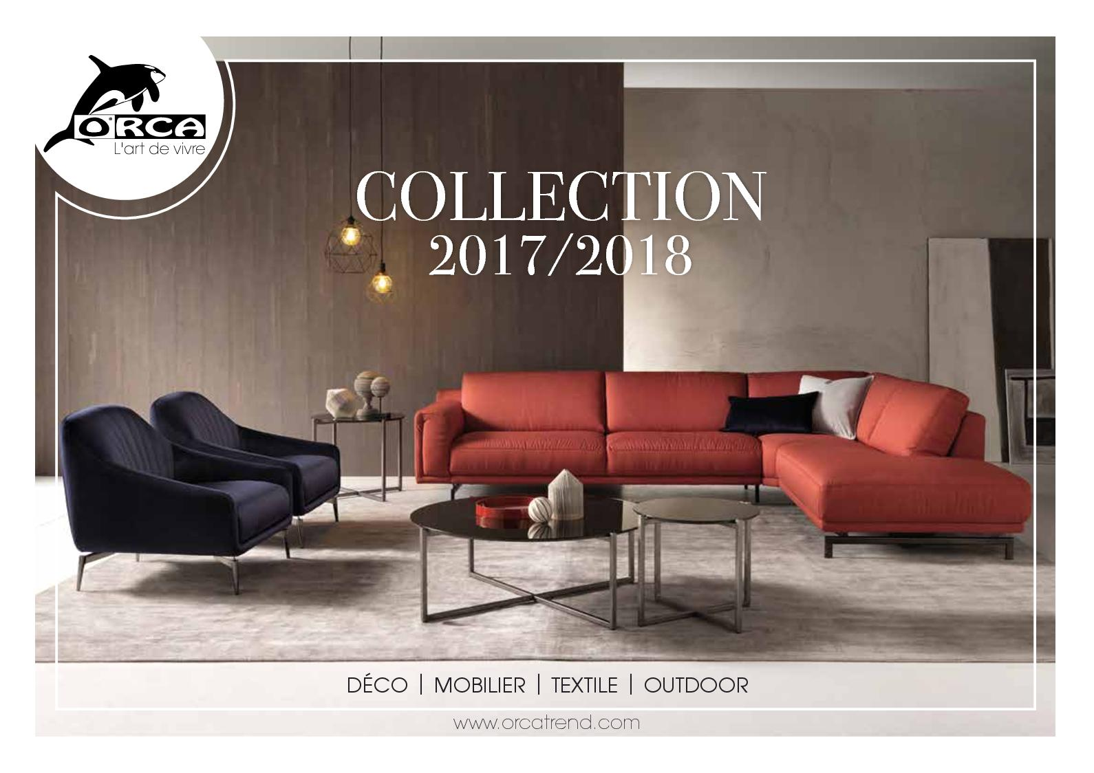 Table D Appoint Cuisine calaméo - catalogue orca 2017-2018