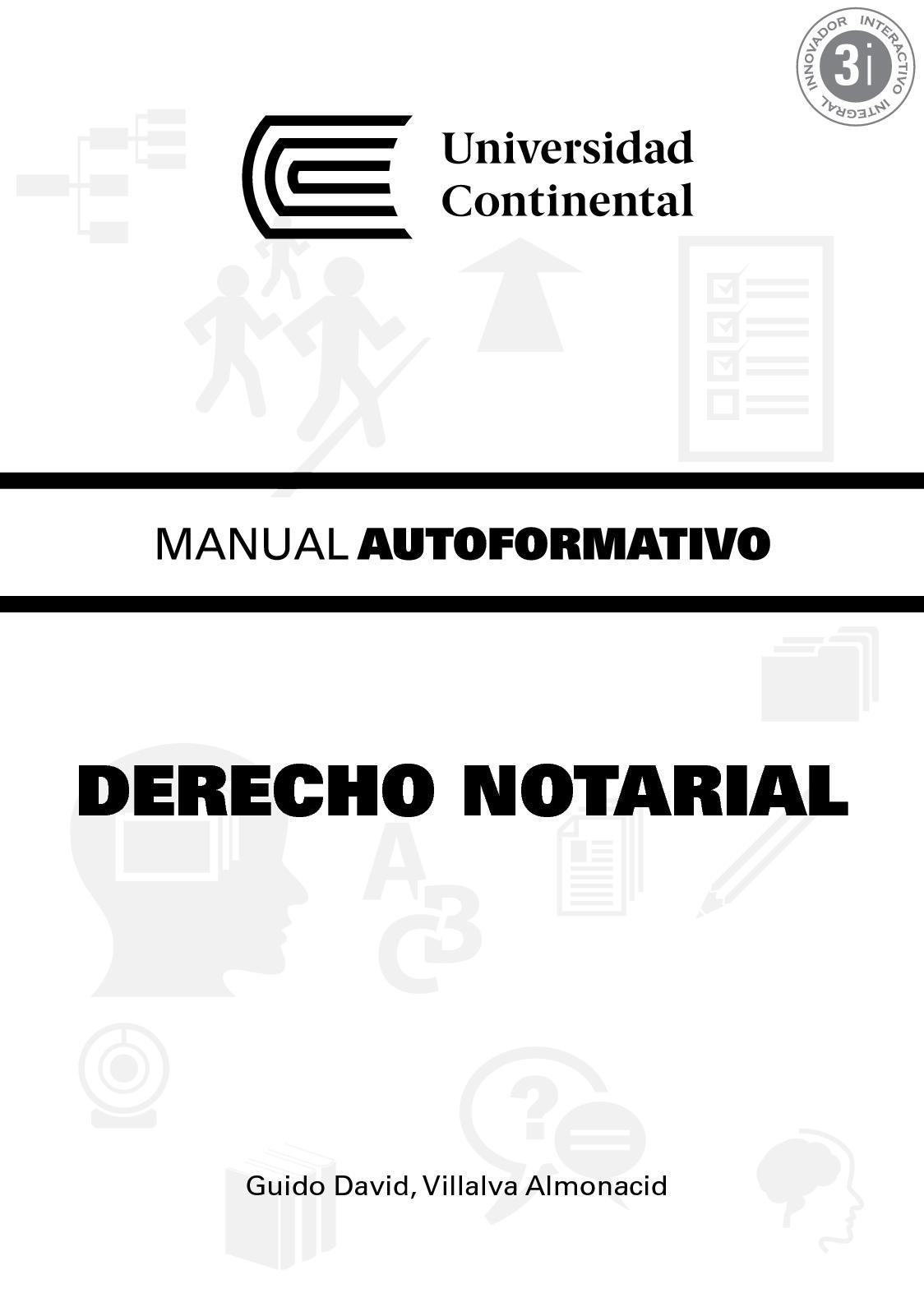 Calaméo Derecho Notarial A0124