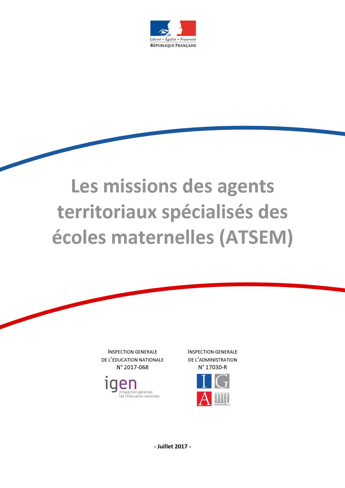 7064b59a65d Calaméo - Les Missions Atsem Agents Spécialisés Des éColes Maternelles