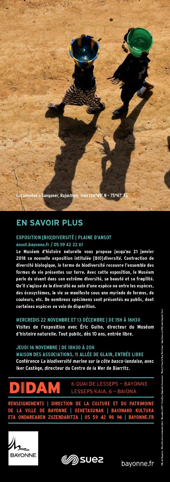 Allée De Niert Bayonne exposition home yann arthus-bertrand - calameo downloader
