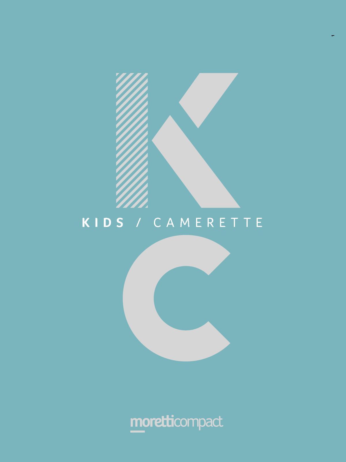 Quanto Costa Una Cameretta Moretti.Calameo Moretti Compact Kids Collection