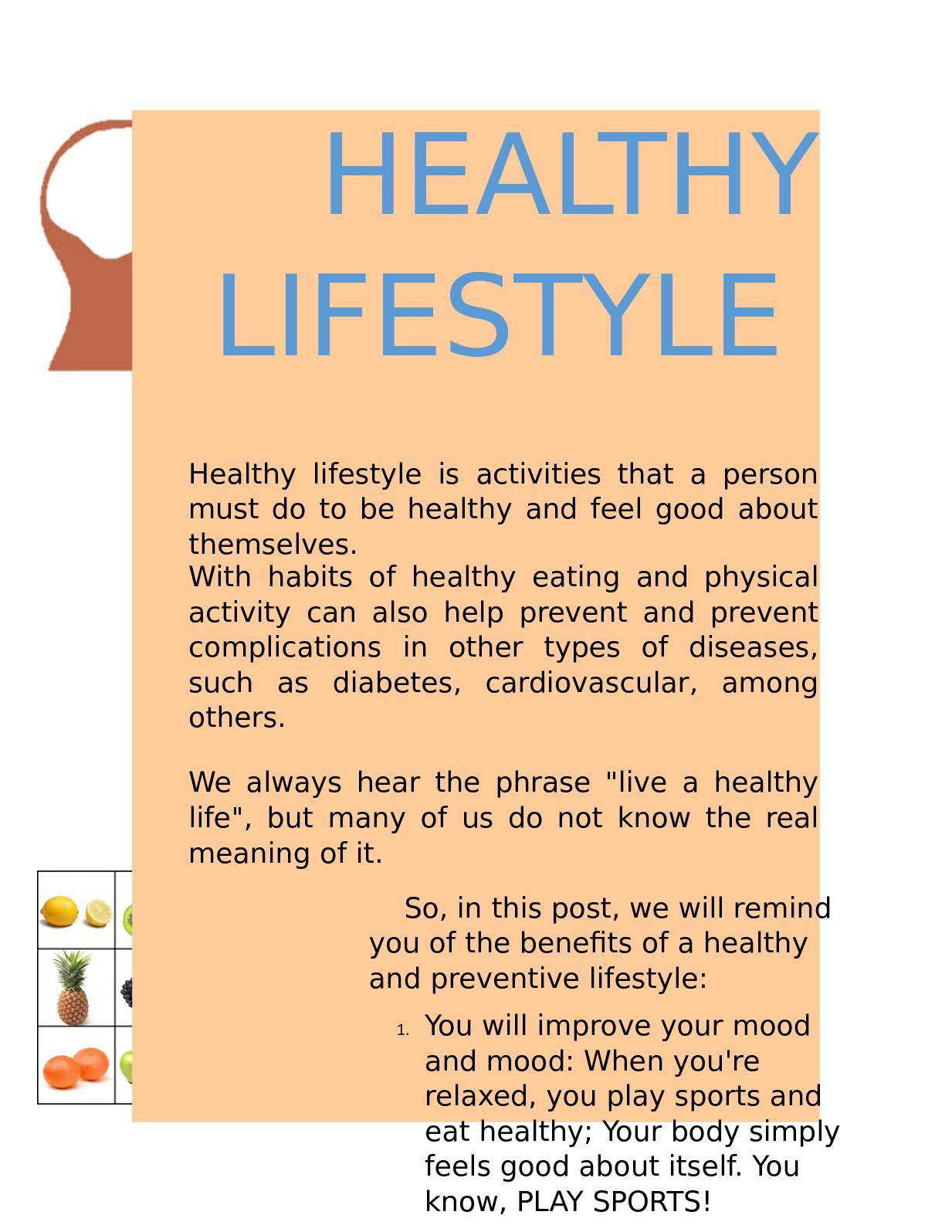 Calaméo - Healthy Lifestyle
