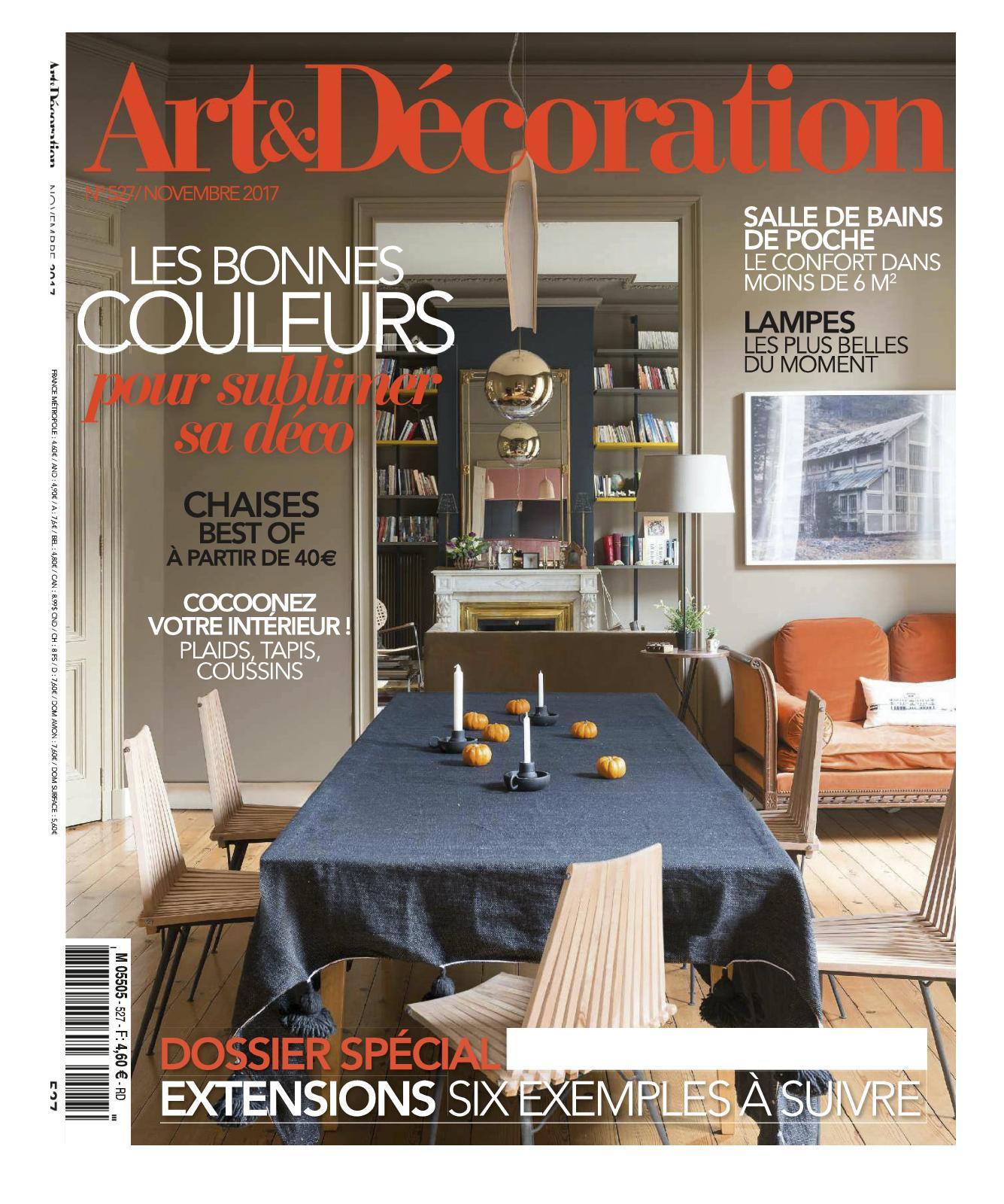 Magazine Art Et Décoration calaméo - art & décoration