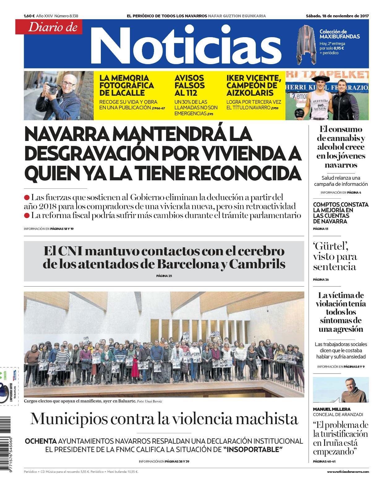Calaméo Diario De Noticias 20171118