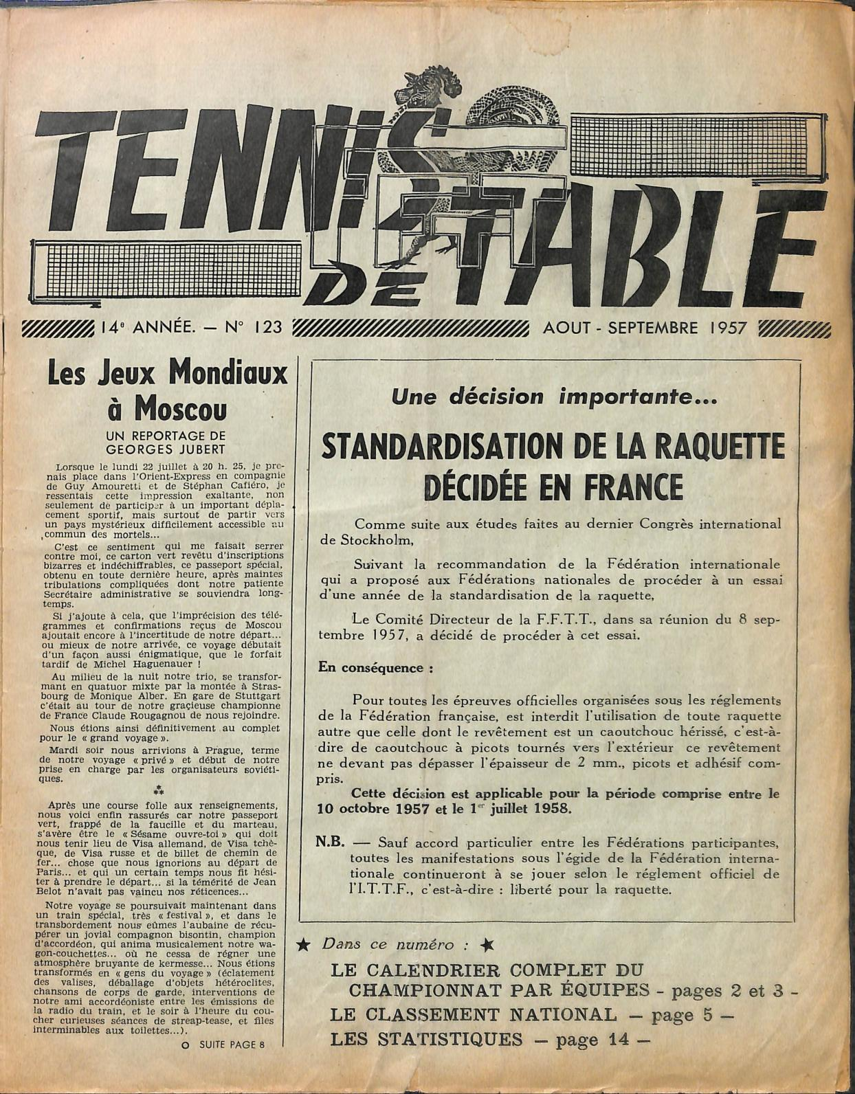 3e2b9bd4df8 Calaméo - 1957 08 09 123 TENNIS DE TABLE