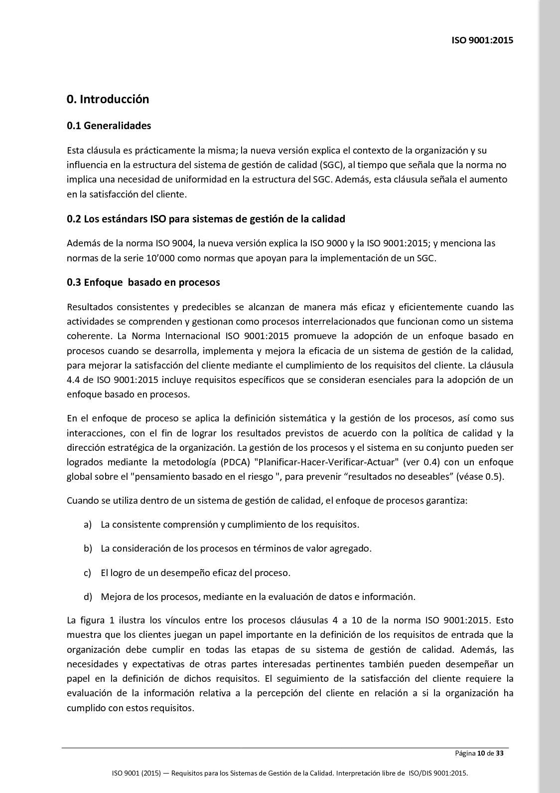 Norma Iso 9001 V 2015 Calameo Downloader