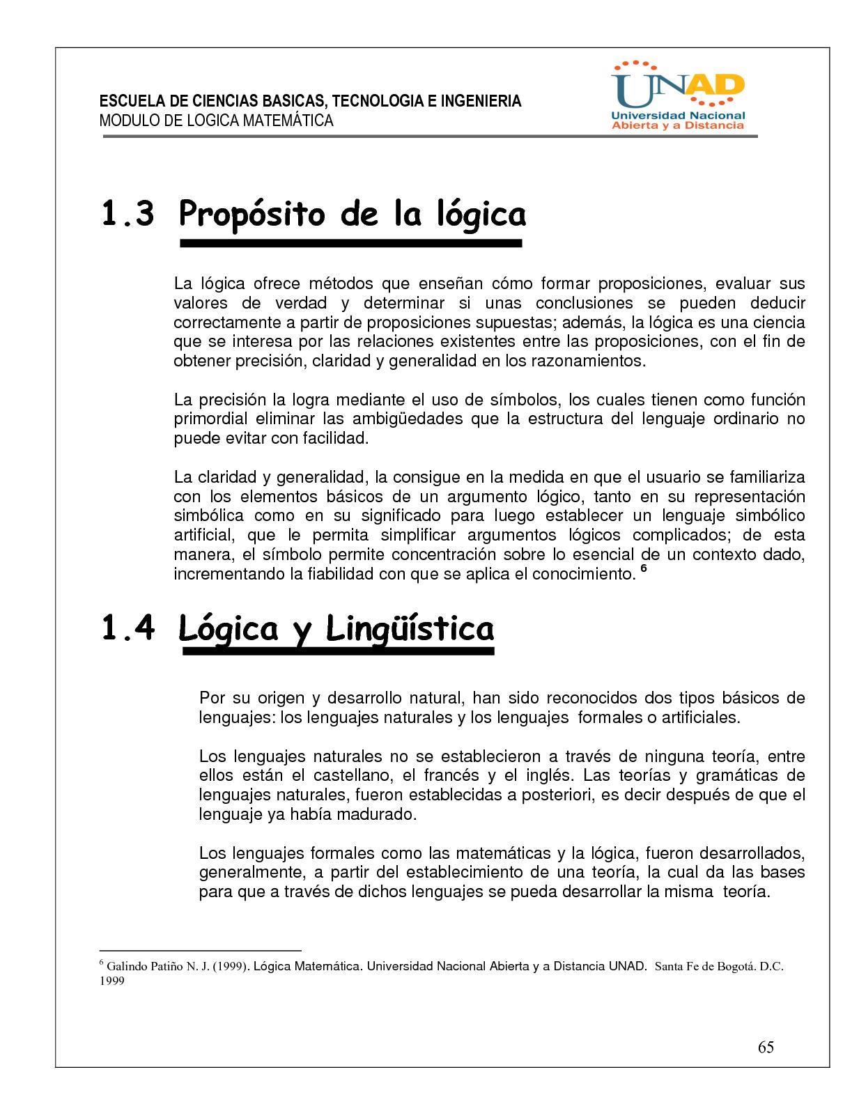 Modulo De Logica Matematica 90004 2012 Calameo Downloader
