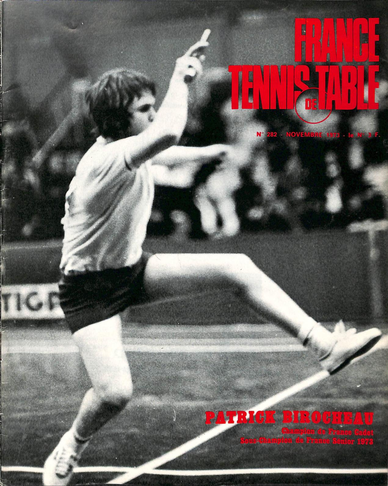 France Calaméo De Table 282 1973 11 Tennis 4jL5RA3q