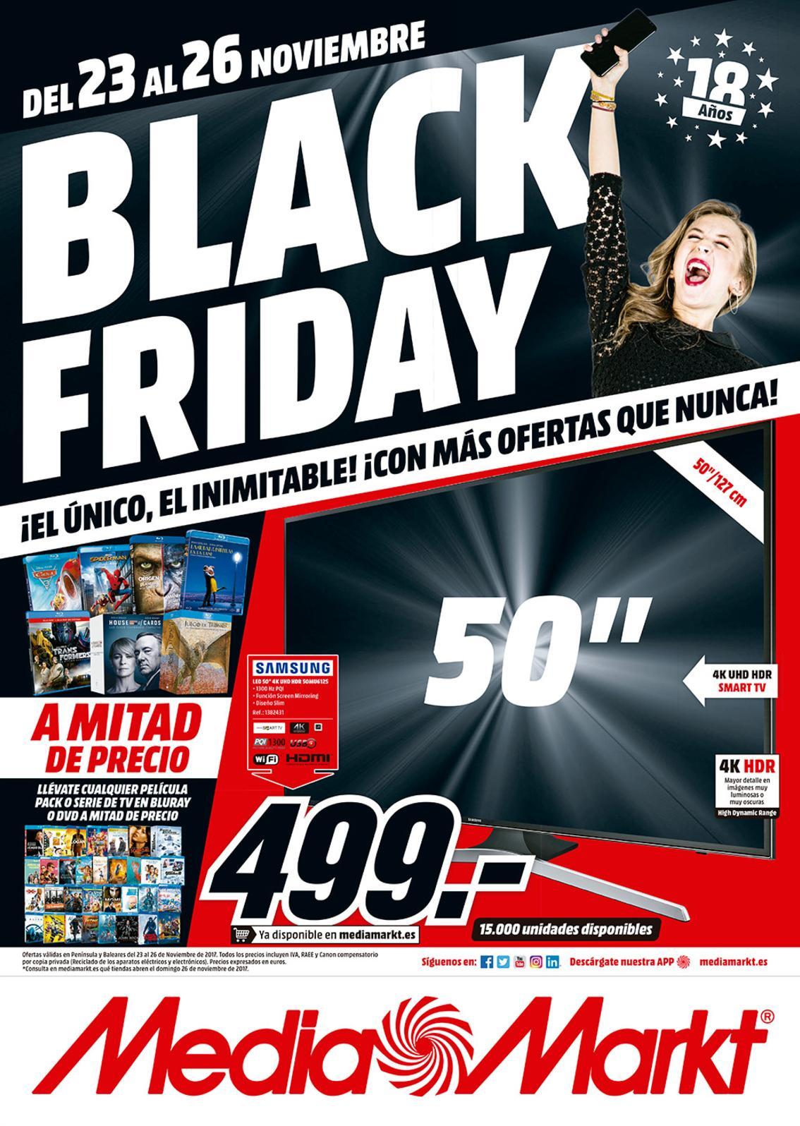 black free day 2017 media markt