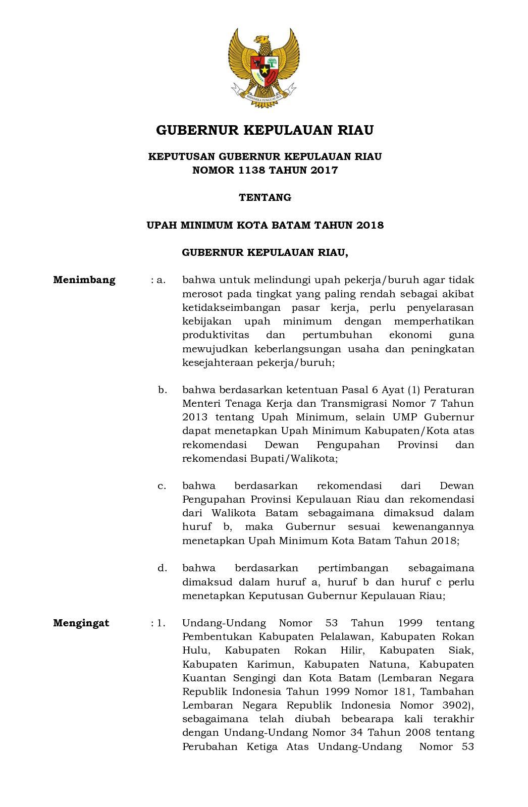 Ketenagakerjaan pdf uu
