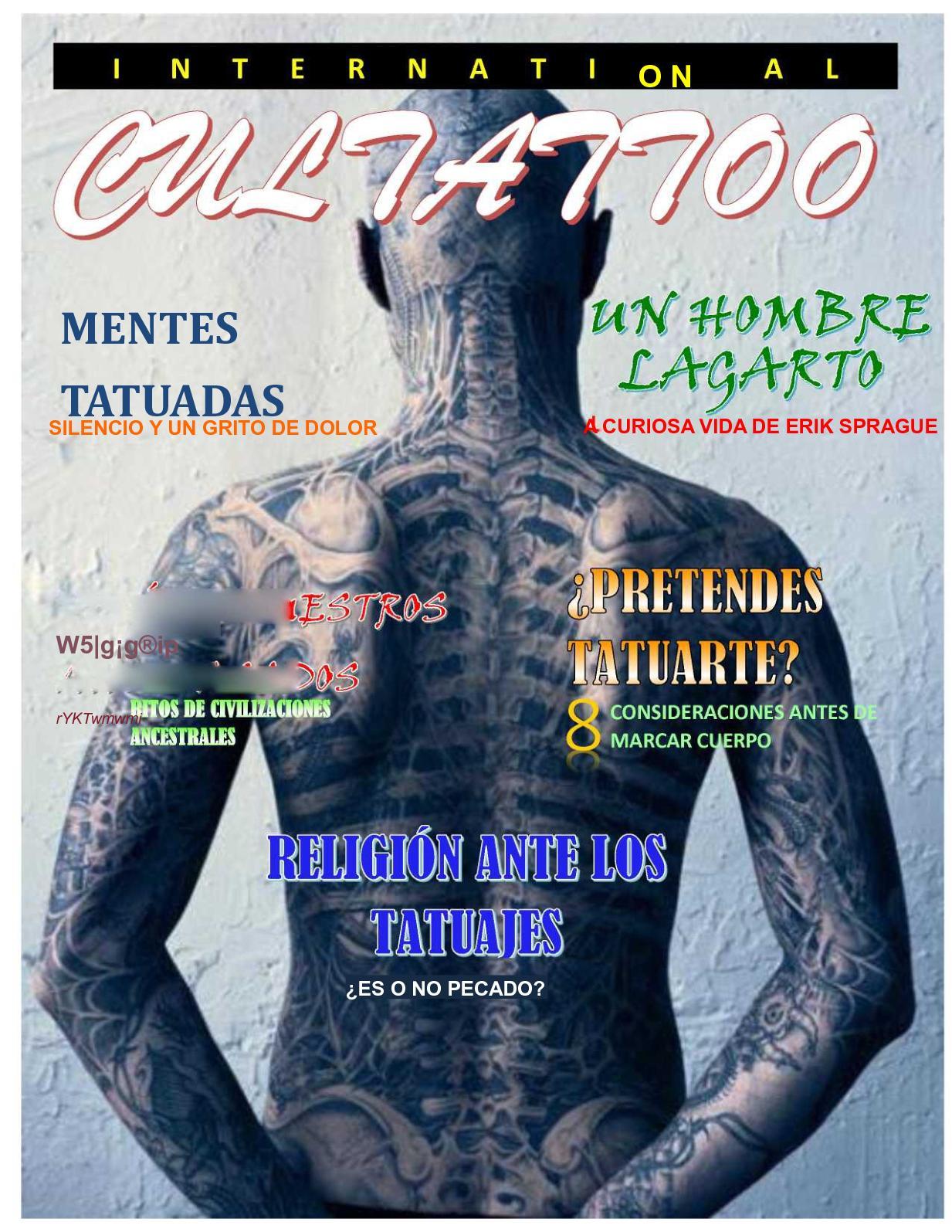 Calaméo - Cultattoo