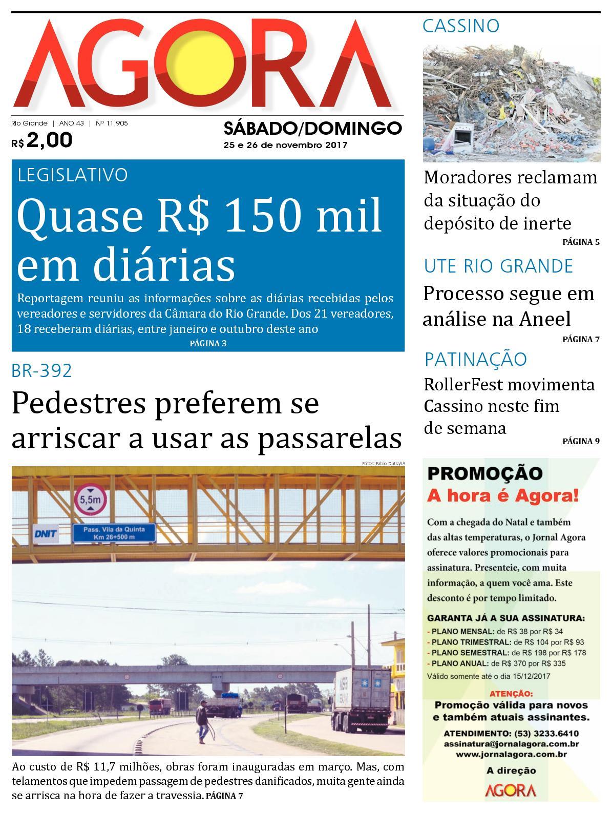 Calaméo - Jornal Agora - Edição 11905 - 25 e 26 de Novembro de 2017 13e890d3f5