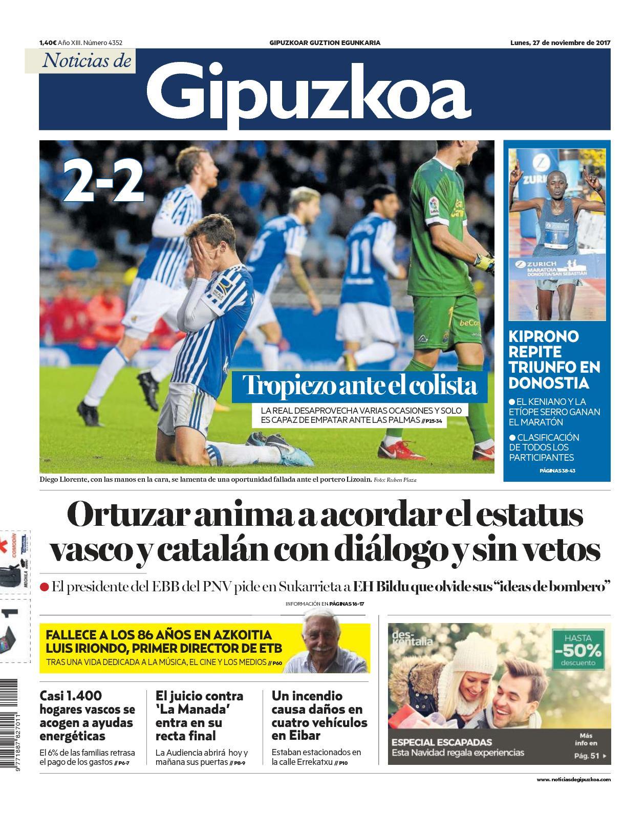 Calameo Noticias De Gipuzkoa 20171127