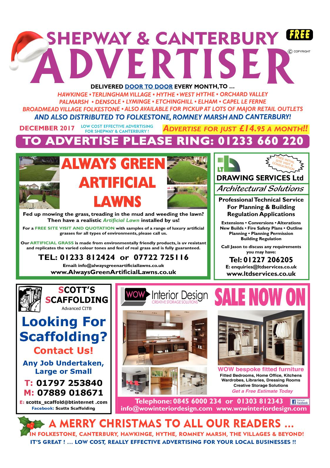 calaméo - shepway and canterbury advertiser