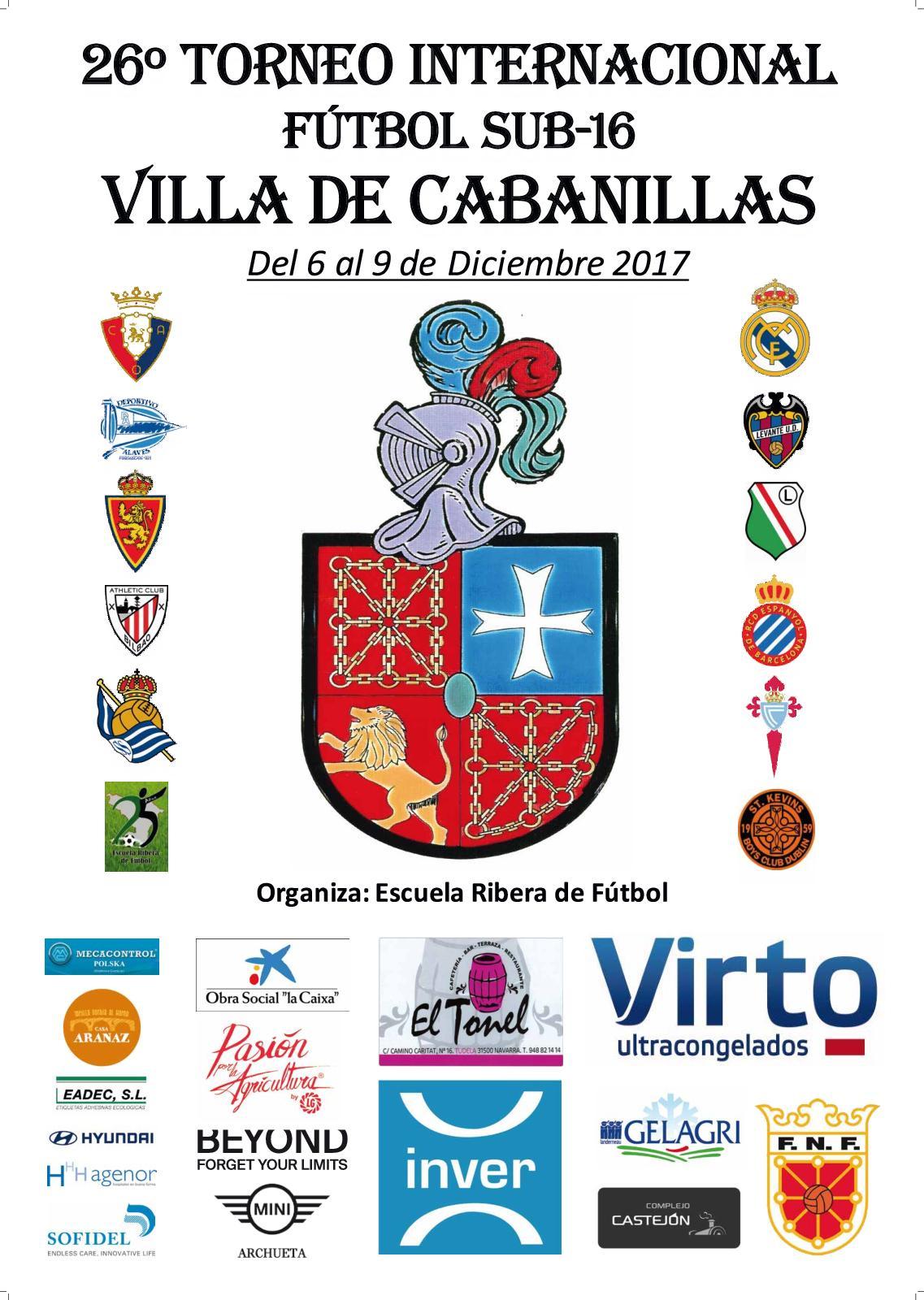 Calaméo Revista Torneo Futbol Cabanillas 2017