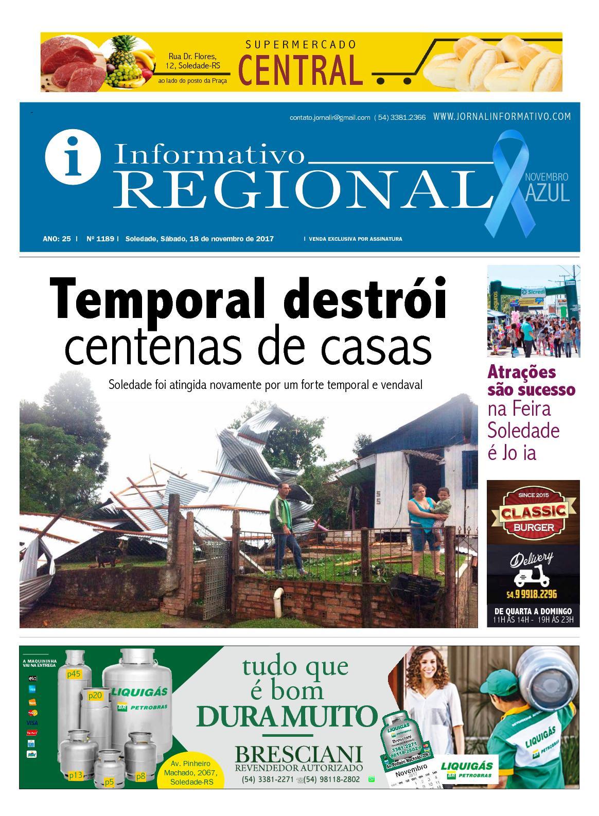 Calaméo - 1189 Informativo Regional a0ff121bd7