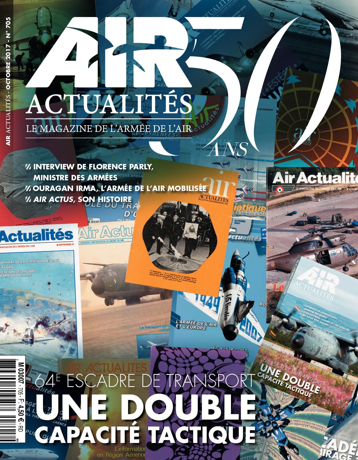 DU CHAMP D'AVIATION À LA BASE AÉRIENNE 705, UNE GRANDE