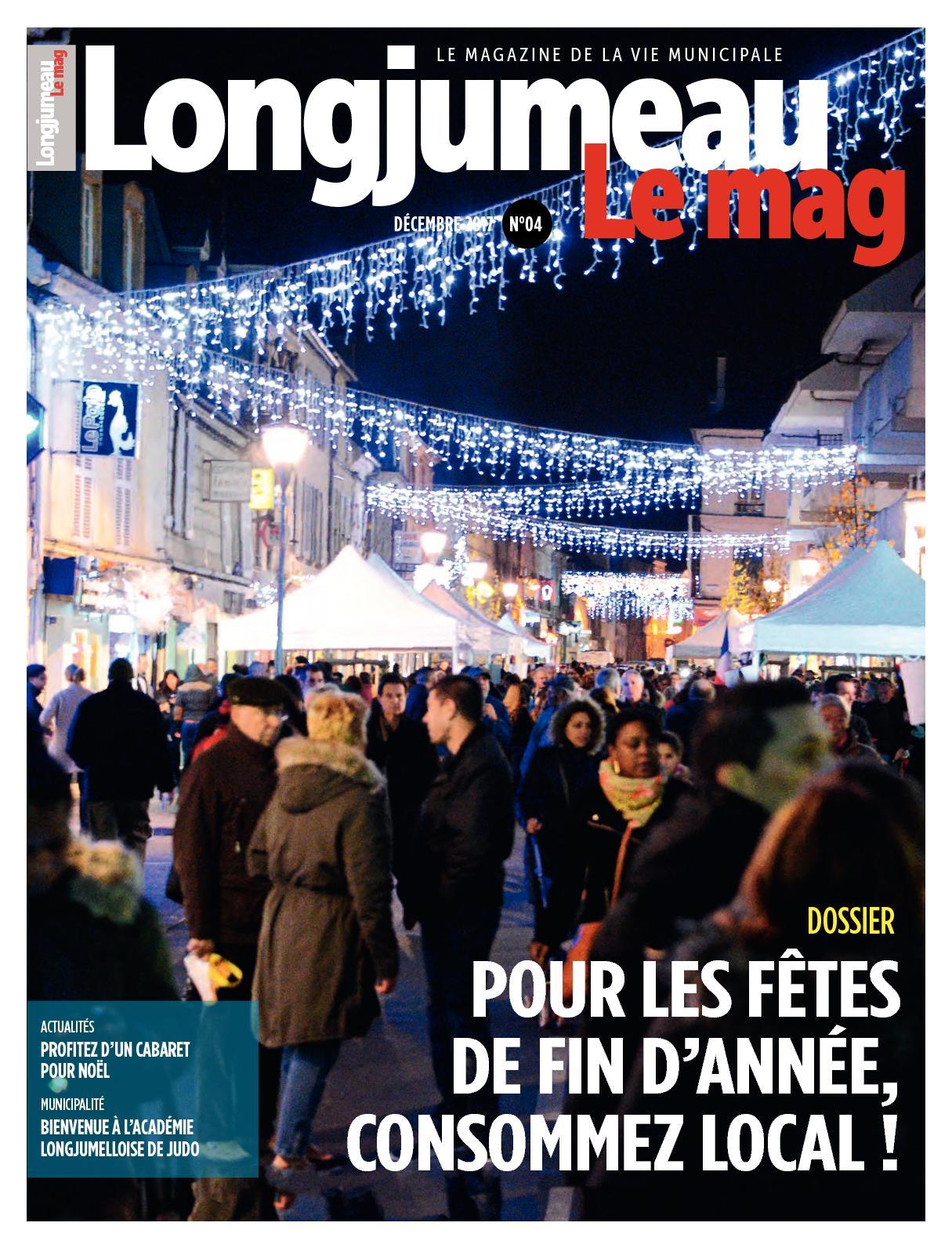 Calaméo Longjumeau Le Mag 04 Décembre 2017
